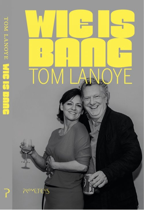 Wie is bang - cover
